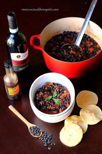 chili con carne macinata ricetta
