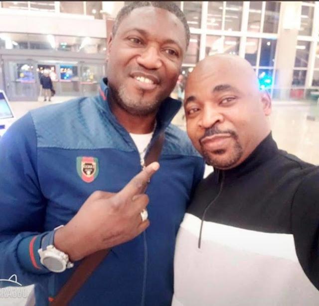 MC Oluomo Recovers, Returns To Nigeria