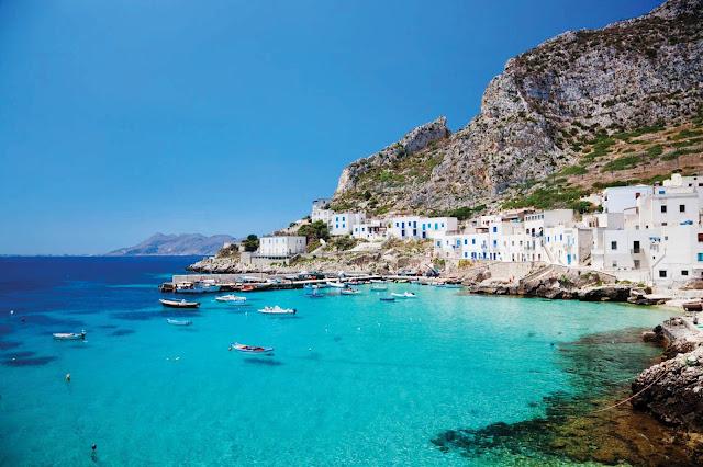 ALICUDI Aeolian Islands, Sicily