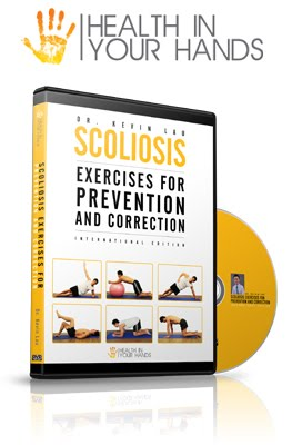 Scoliosis Exercises for Prevention and Correction DVD