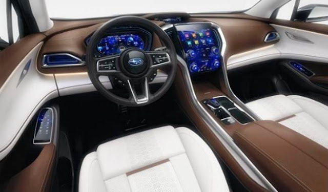 2019 Subaru Ascent Specs, Release Date, Price