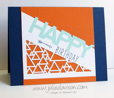 3 Bonus Card Ideas for May 2016 Paper Pumpkin Many Manly Occasions Card Kit #paperpumpkin #stampinup www.juliedavison.com