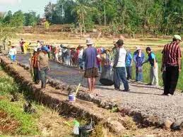 Pemerintah Desa wajib menyusun Rencana Pembangunan Jangka Menengah Desa  Contoh RPJMDES