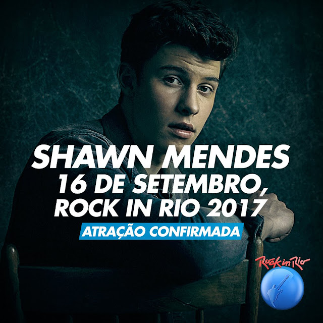 Assistir Shawn Mendes Show Rock in Rio 2017 Torrent 720p 1080p Online