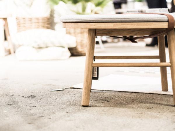 hocker/ Tisch von bloomingville auf der formland