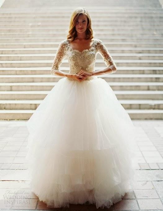 5b4092f42 تالقي في ليلة زفافك بارتداء فساتين عروس 2014 لتحصلي علي اطلالة مميزه في  ليلة زفافك,لذلك شاهدي البوم اجمل فساتين عروس 2014 ولا تبخلي علينا برايك: