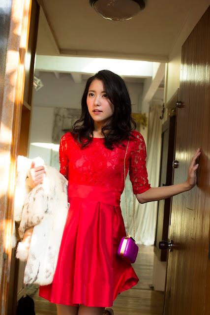 Ishikawa Ren 石川恋 All I Want for Christmas Is You 02