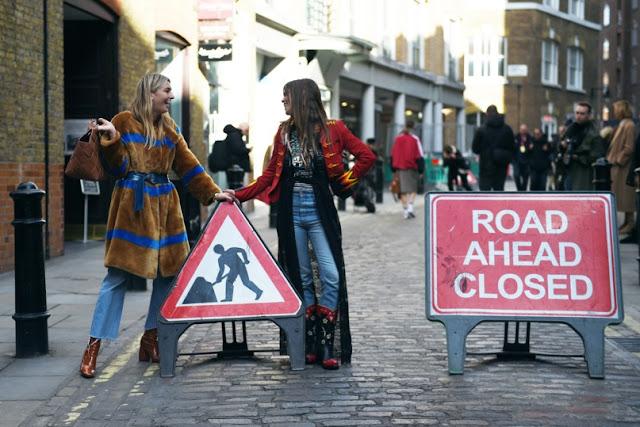 Le passerelle dello street style