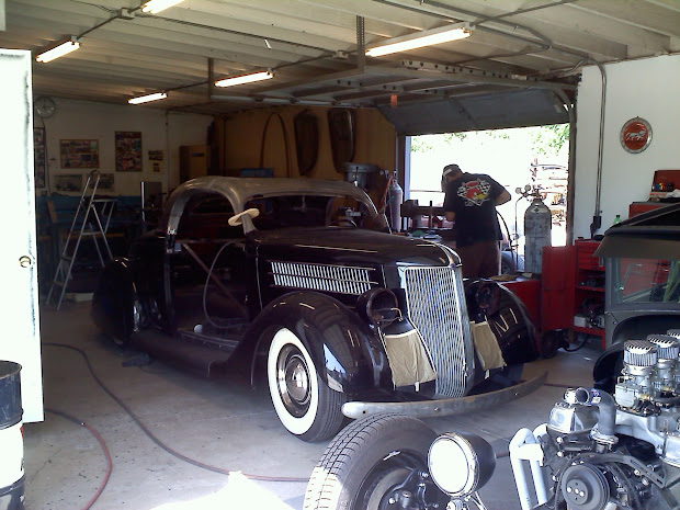 Craigslist 1935 Ford Coupe