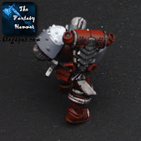 Imperial Space Marine 2016 WiP 1