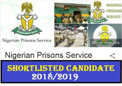 NPS Downloaded List of Shortlisted Candidate. 2018/19 Applicant Names Online.