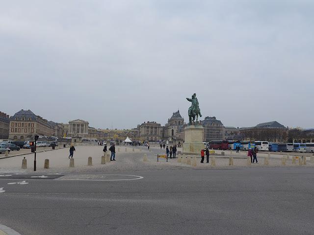 statue Château de Versailles