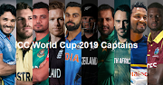 ICC Cricket World Cup 2019 Team Captains Profile