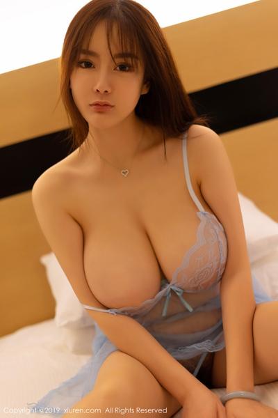 [XIUREN秀人网] 2019.01.23 NO.1319 易阳Silvia