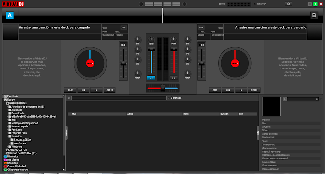 Atomix Virtual DJ Pro Infinity v8.2.3523 Multilenguaje