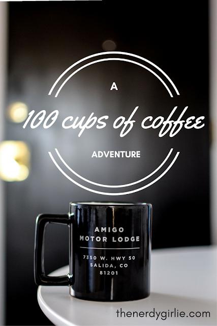 The nerdy girlie hola amigo a 100 cups of coffee adventure for Amigo motor lodge salida