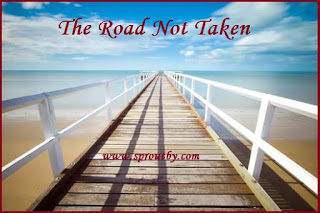 The Road Not Taken Robert Frost Poems