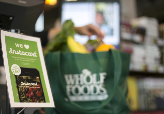 Instacart Promo Code Whole Foods