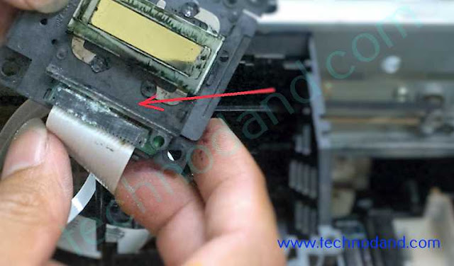 Printer Epson L110 L210 L310 L300 Menyala Sebentar Ketika dihidupkan