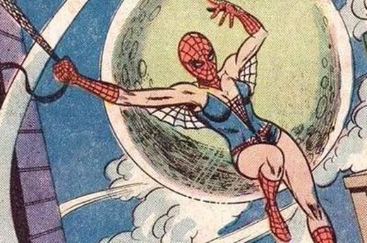 spiderverse macam spider woman