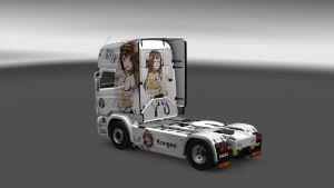 Kongou Skin for Scania RJL