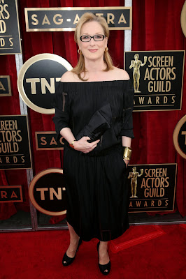 Meryl Streep Screen Actors Guild Awards 2014