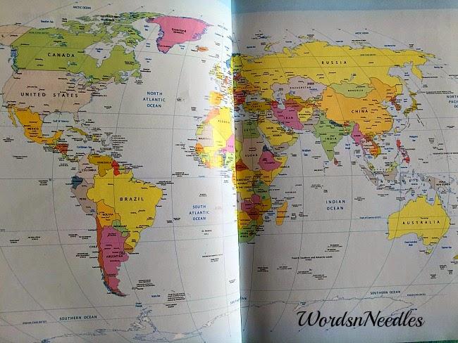 atlas teach children world
