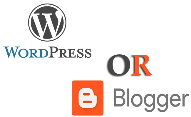 Pick Your Blog Platform: