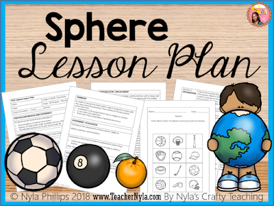 Sphere Lesson Plan