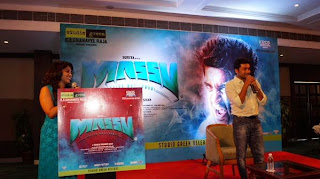 Surya-at-lulu-mall-kochi-kerala--stills-masss-new-logo-pics