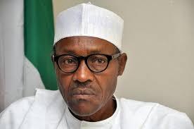 File Photo of Buhari