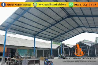 Jasa Konstruksi baja Di Tangerang Selatan