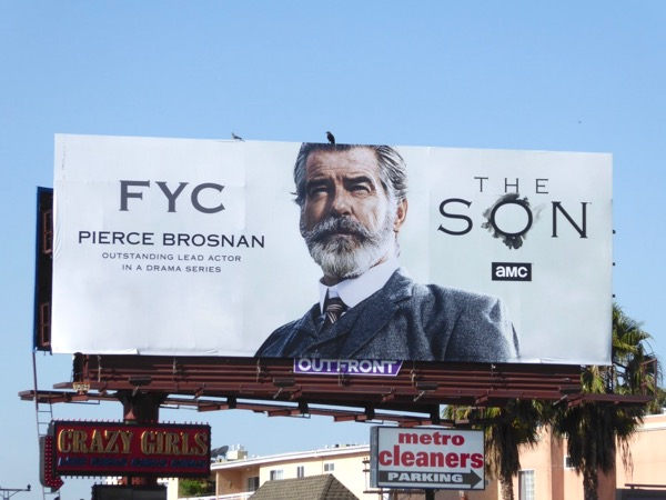 Son season 1 Emmy FYC billboard