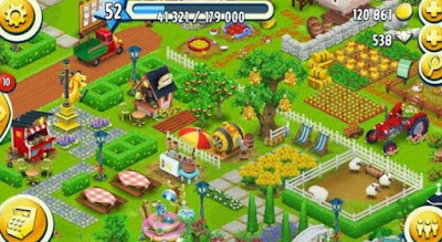 Update Hay Day v1.28.143 Mod Apk Data Unlimited Money