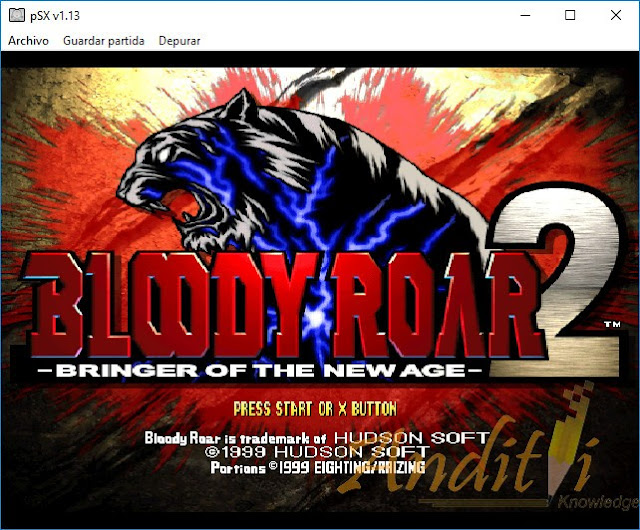 [Games PC] Download Bloody Roar 2-anditii.web.id
