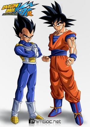 7 Viên Ngọc Rồng HTV3 - Tập 2/97. Dragon Ball Kai - Episode 2/97. Đạo diễn:  Toei Animation Diễn viên: Goku, Radich, Piccolo, Gohan, Ma Buu, Bumma