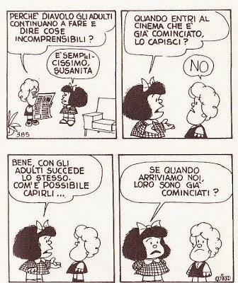 Mensistoria Buon Compleanno Mafalda 29 Settembre 1964