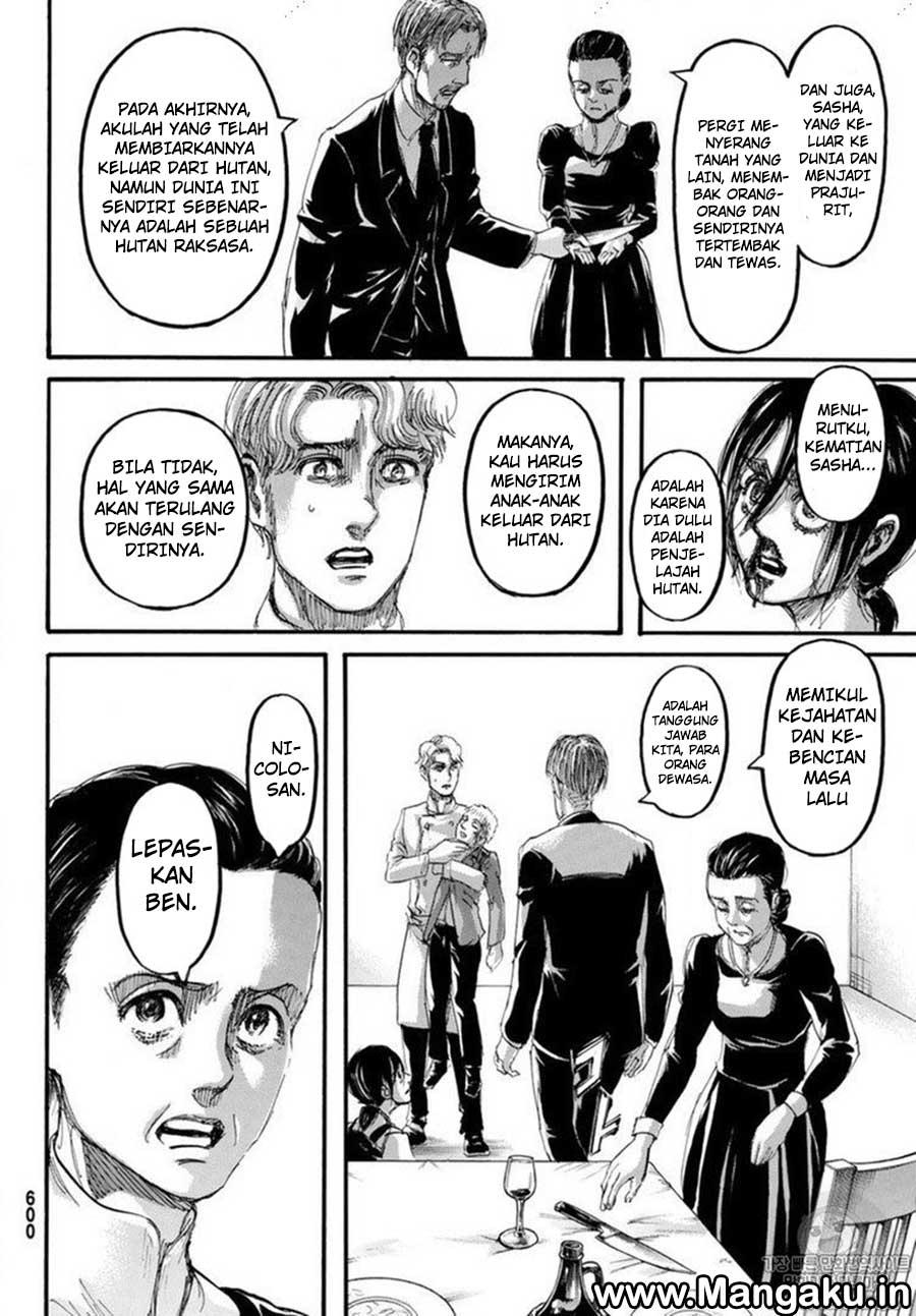 Shingeki No Kyojin: Chapter 111 - Page 41