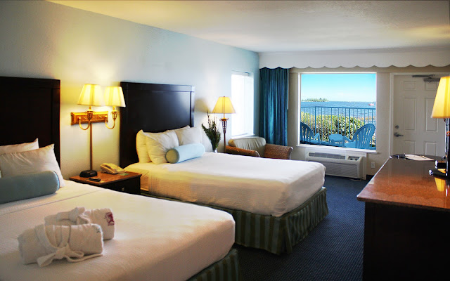 Captain Hirams Resort in Sebastian, FL. is a riverfront hotel, enhanced with a Bahamian beat and an island-style second to none.