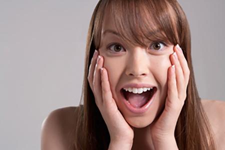 Cách giảm béo cằm bằng các động tác cơ miệng