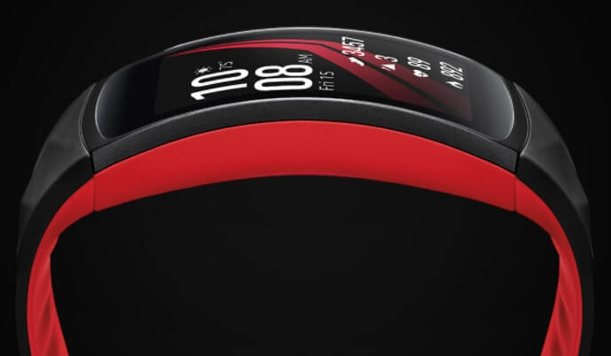 Samsung Launches Gear Fit 2 Pro; Partners with Anytime Fitness