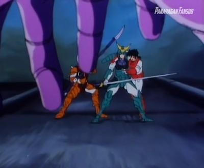 Download Ronin Warriors ( Yoroiden Samurai Troopers ) Episode 17 Sub Indo Subtitle Indonesia