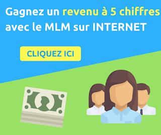 MLM : Gagnez un revenu à 5 chiffres avec le marketing multi-niveaux