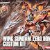 Hobby Japan May 2015 Exclusive: Wing Gundam Zero Honoo Custom Sword - Release Info