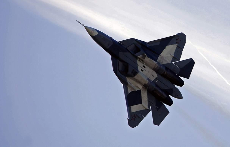 Pesawat Tempur Sukhoi Su-57 Dikabarkan Jatuh