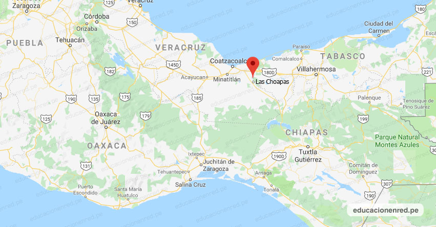 Temblor en México de Magnitud 4.0 (Hoy Miércoles 04 Diciembre 2019) Sismo - Epicentro - Las Choapas - Veracruz de Ignacio de la Llave - VER. - SSN - www.ssn.unam.mx