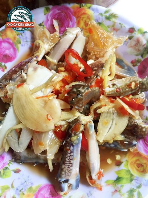 Mắm Ghẹ Phú Quốc món ngon đặc trưng người dân Phú Quốc