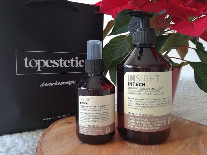 Jak pielęgnować i chronić włosy - szampon i spray ochronny INSIGHT od Topestetic