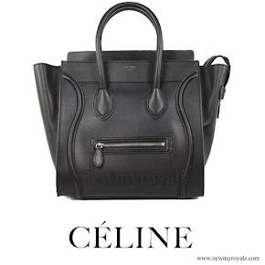 Princess Madeleine style Celine – Luggage Handbag