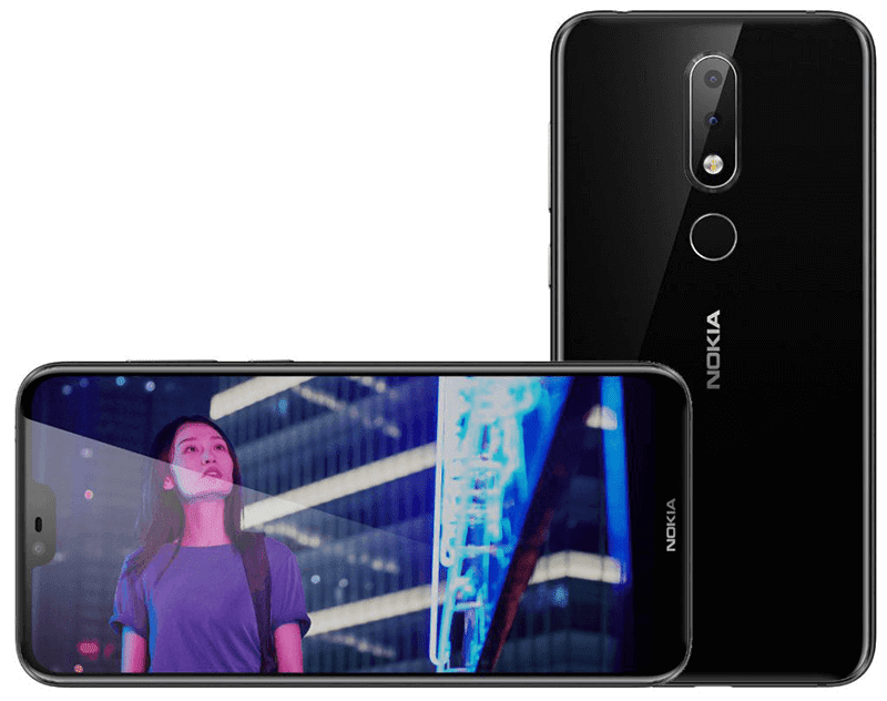 Nokia X6 with 5.8-inch FHD+ notched screen, Snapdragon 636 chip, and dual cameras now official!